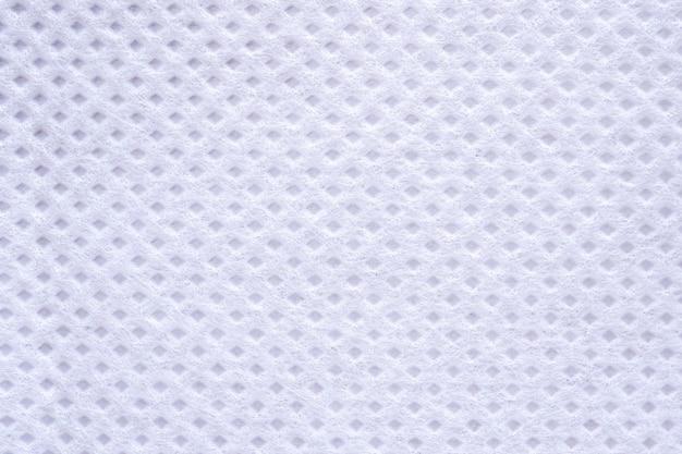 Białe włókna tekstury tła