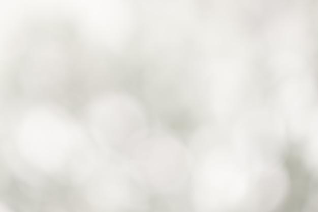 Białej plamy abstrakcjonistyczny tło z bokeh