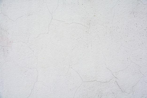 Biały betonowa podłoga grunge, szary cementowy tło