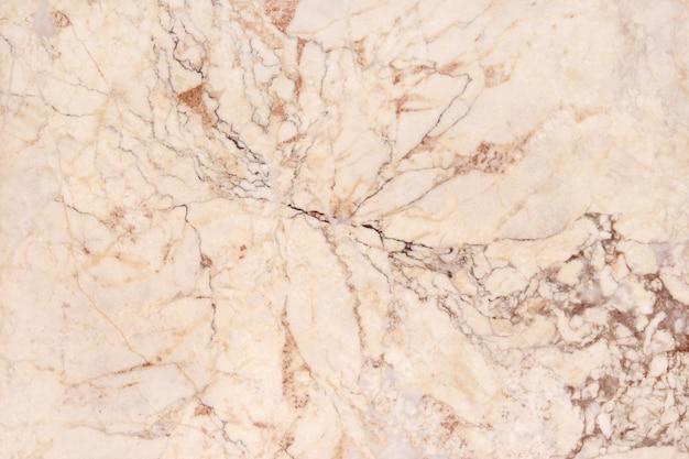 Biały brązowy marmur tekstura tło, naturalne kamienne płytki podłogowe.