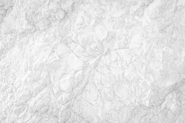 Biały kamień lub skała tekstura i tło.