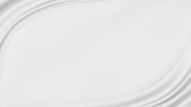 Biały luksusowy tkaniny tło z kopii przestrzenią