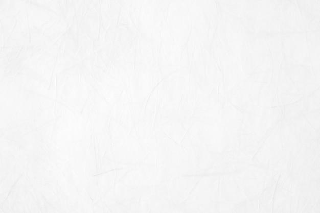 Biały mullberry papier textured tło, szczegółu zakończenie