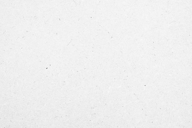 Biały papier tekstura tło lub powierzchnia kartonu z papierowego pudełka do pakowania.