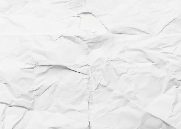 Biały papier tekstury tło
