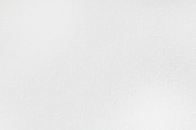Biały polistyren. tekstura styropianu z bliska. pianka styropianowa