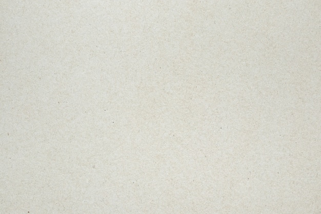Biały recykling papieru karton powierzchni tekstury tła
