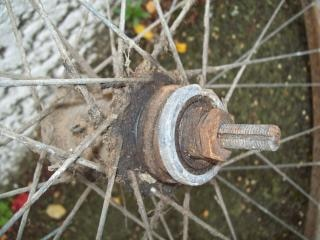 Bicyclette somme przed wojną - somme w cyklu nueseeland, sprężyny