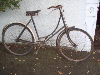 Bicyclette somme przed wojną - somme w cyklu tancredstreet