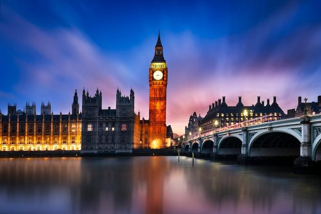 Big ben i izba parlamentu