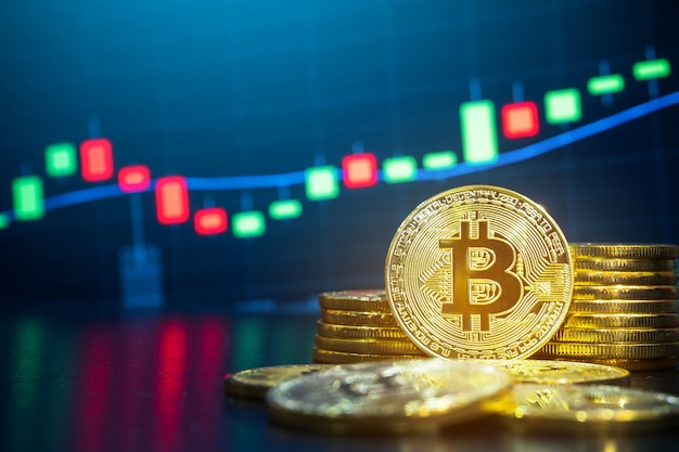 Bitcoin i cryptocurrency exchange trading and investing