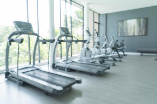 Biuro styl życia pokój sportowy siłownia natura