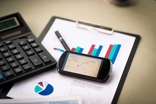 Biznes analizy finansowej miejsca pracy