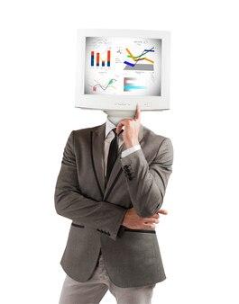 Biznesmen jako komputer