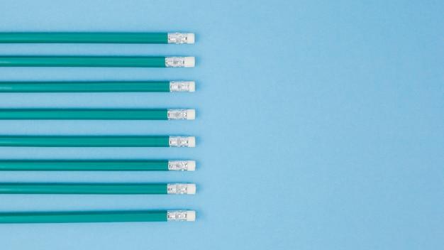 Biznesowy pojęcie z ołówkami
