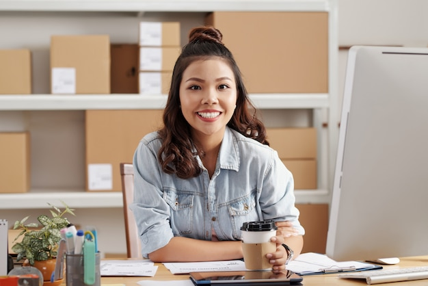 Bizneswomanu biuro