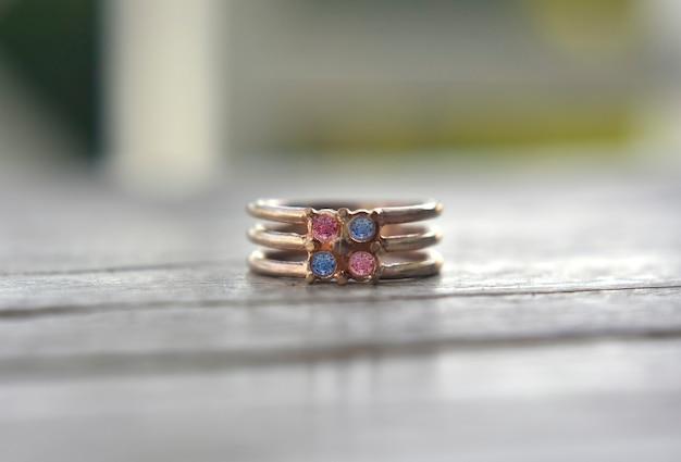 Biżuteria i klejnoty z różowego złota