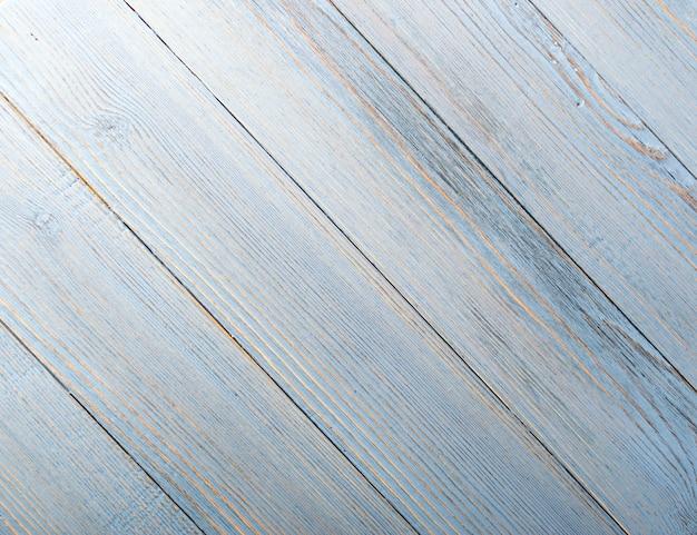 Bladoniebieskie tło drewna