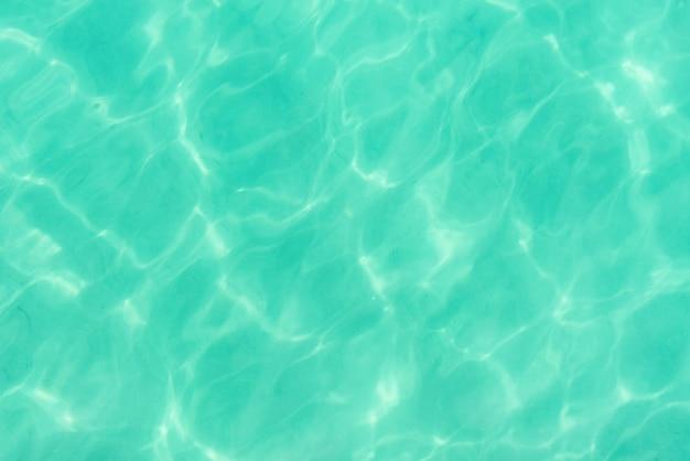Blask na powierzchni morza
