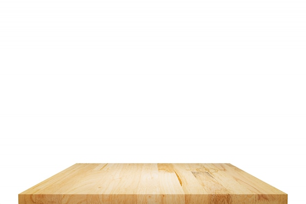 Blat stołu na izolat