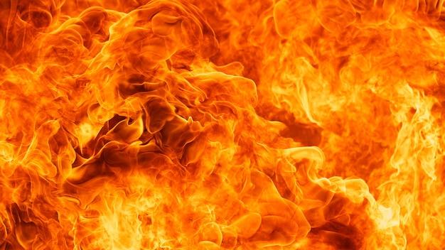 Blaze ogień płomień tekstury tła