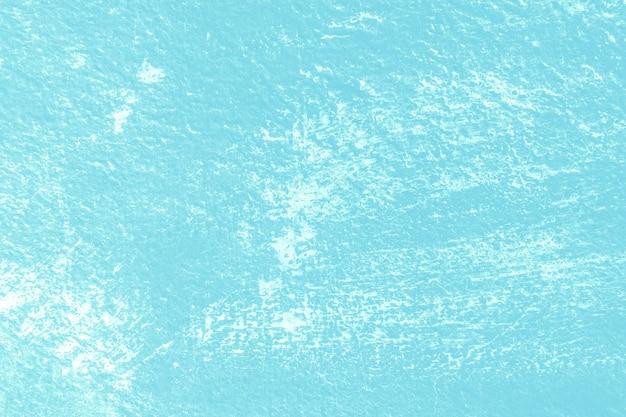 Błękitne ściany tekstury tła z zadrapaniami.