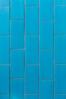 Błękitny ceramicznych płytek tekstury tło