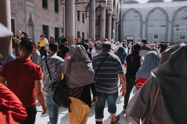 Błękitny meczet, zwiedzanie turcji, wizyta w stambule
