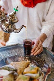 Bliska arabskiej żywności