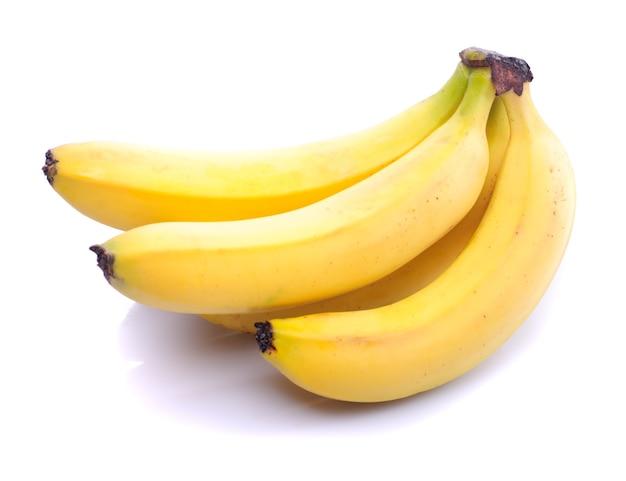 Bliska banan na stole