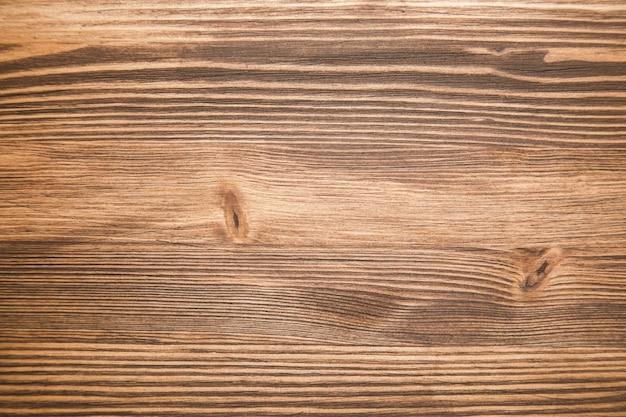 Bliska brązowy tekstury drewna deski