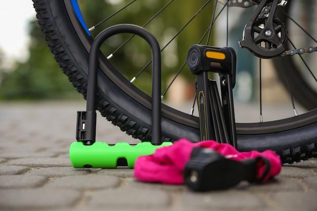 Blokada rowerowa