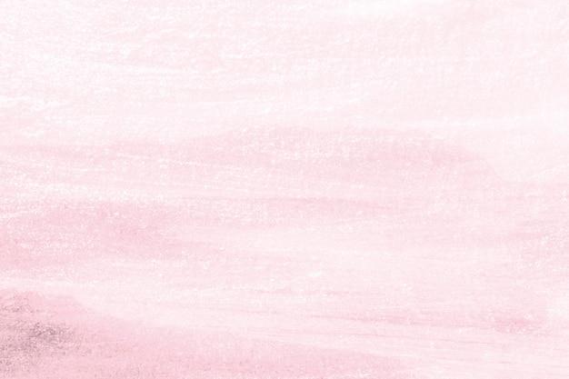 Błyszcząca różowa farba teksturowana w tle