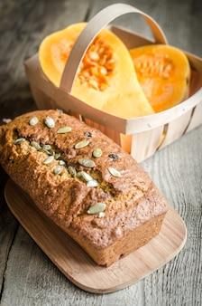Bochenek chleba dyniowego