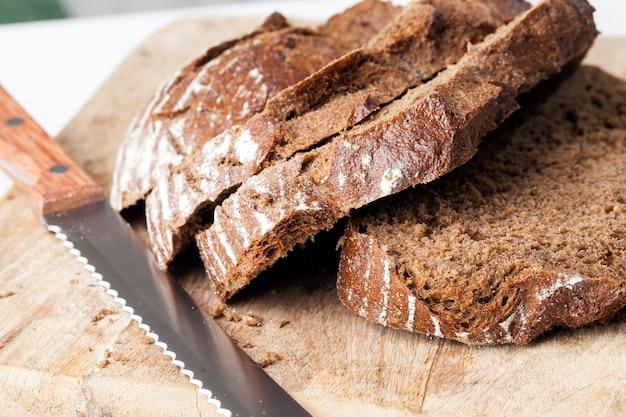 Bochenek chleba żytniego
