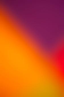 Bogate kolory w abstrakcjonistycznym tle