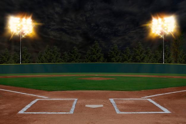 Boisko do baseballa