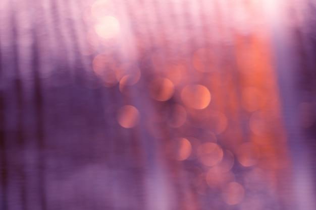 Bokeh świateł dla abstrakta tła.