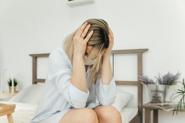 Bóle głowy u dziewczyny choroba