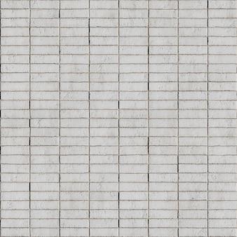 Bond biała cegła kwadrat bezszwowa tekstura