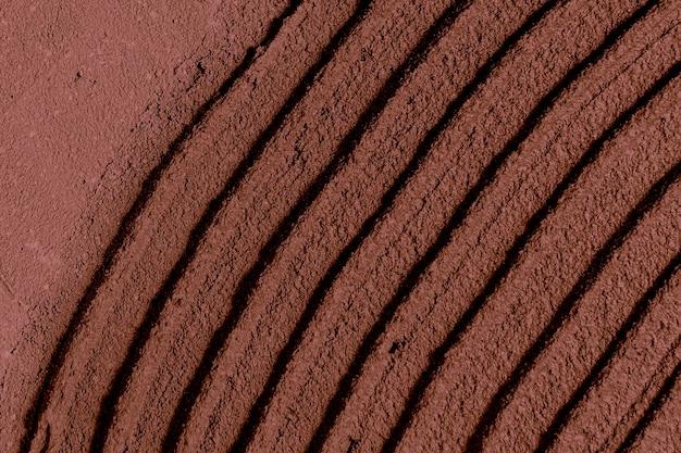 Bordowa farba ścienna z teksturą tła