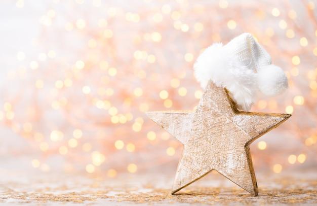 Boże narodzenie i nowy rok motyw tła.