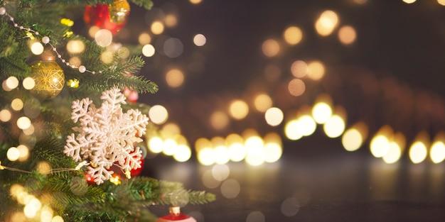 Boże narodzenie i nowy rok tło wakacje.