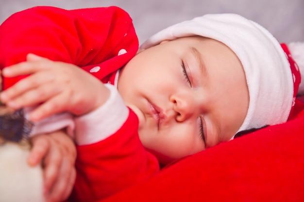 Boże narodzenie noworodka