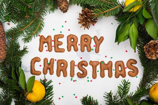 Bożenarodzeniowych ciastek świąteczny dekorujący tło