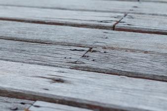 Brązowy drewno deski