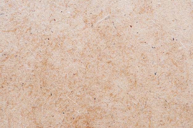 Brązowa deska korkowa teksturowana tło podłogi