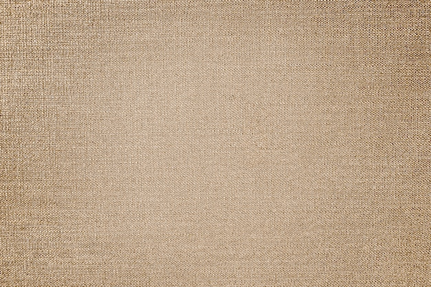 Brązowa lniana tkanina tekstura