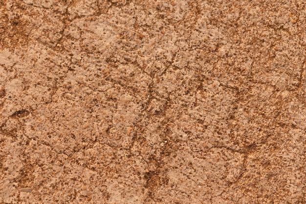 Brązowa podłoga cementowa
