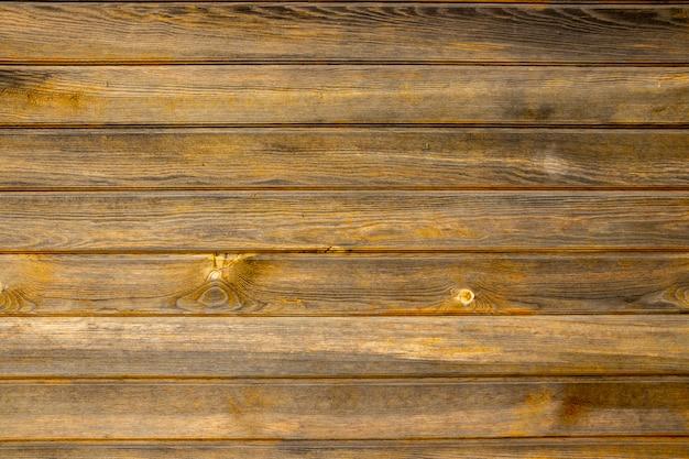 Brązowa ściana z drewna, wysokiej jakości tekstura
